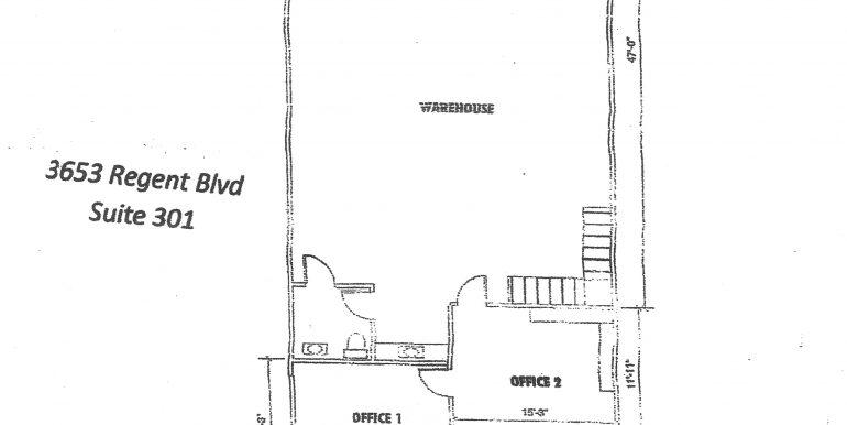 3653 Regent Floor Plan 2020